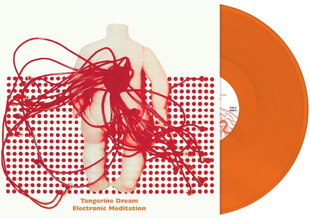 Tangerine Dream/ELECTRONIC... (CV) LP
