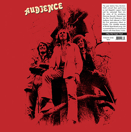 Audience/AUDIENCE (1969) LP