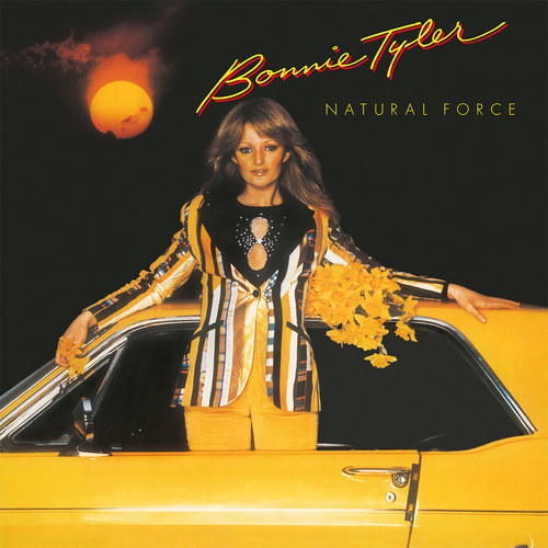 Bonnie Tyler/NATURAL FORCE (180g) LP