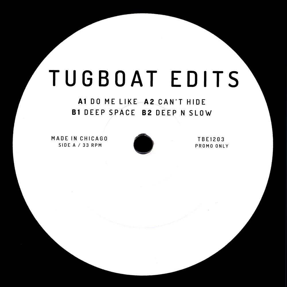 "Various/TUGBOAT EDITS VOL. 3 12"""