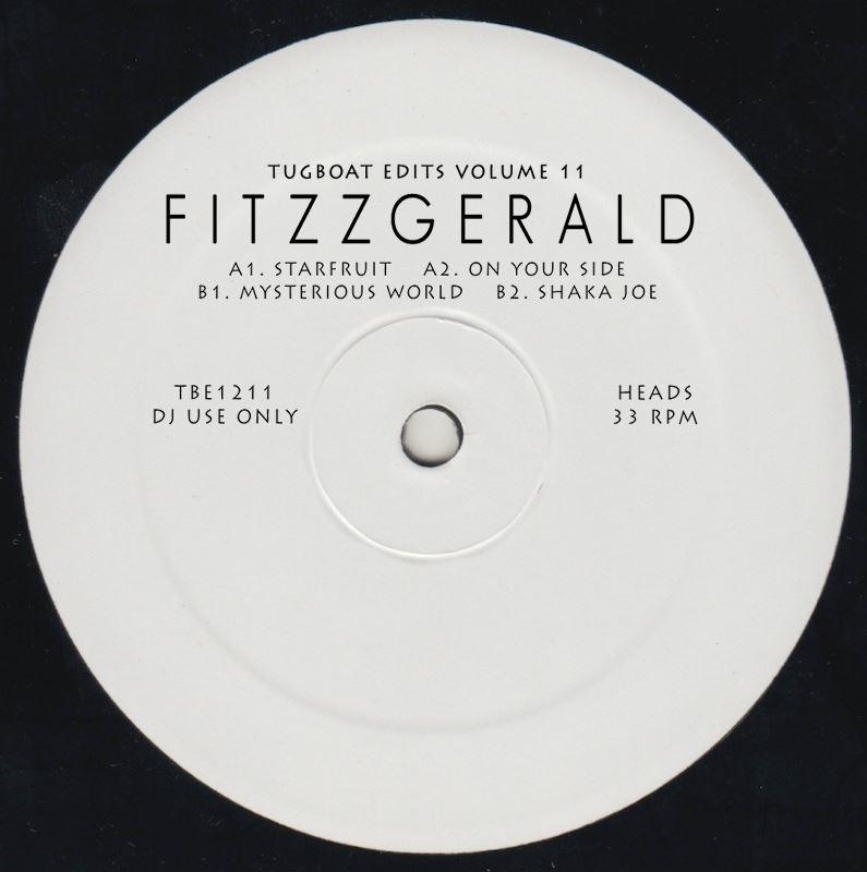 """Fitzzgerald/TUGBOAT EDITS VOL 11 12"""""""