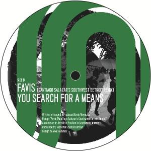 """Kevin Reynolds/FAVIS EP 12"""""""