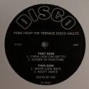 "Greg Wilson/TEENAGE DJ EP 2 12"""