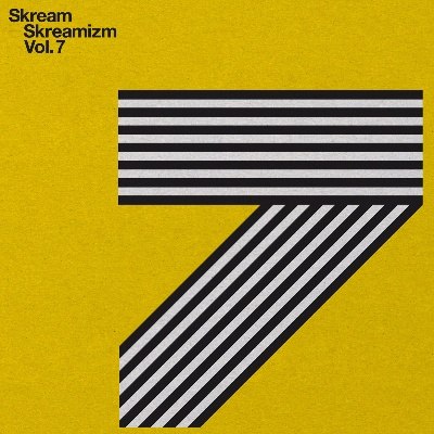 Skream/SKREAMIZM VOL. 7 3LP