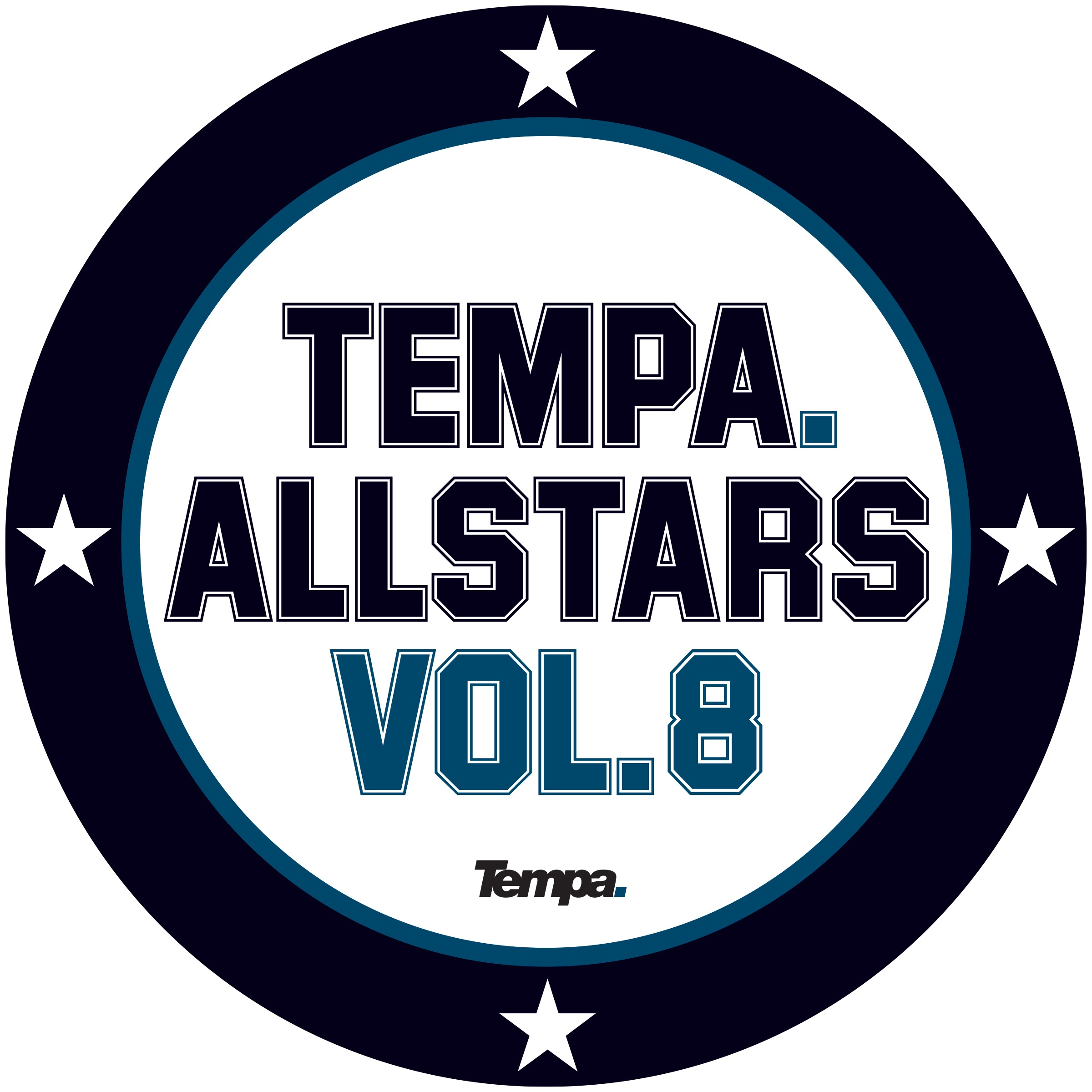 Various/TEMPA ALLSTARS VOL. 8 EP D12""