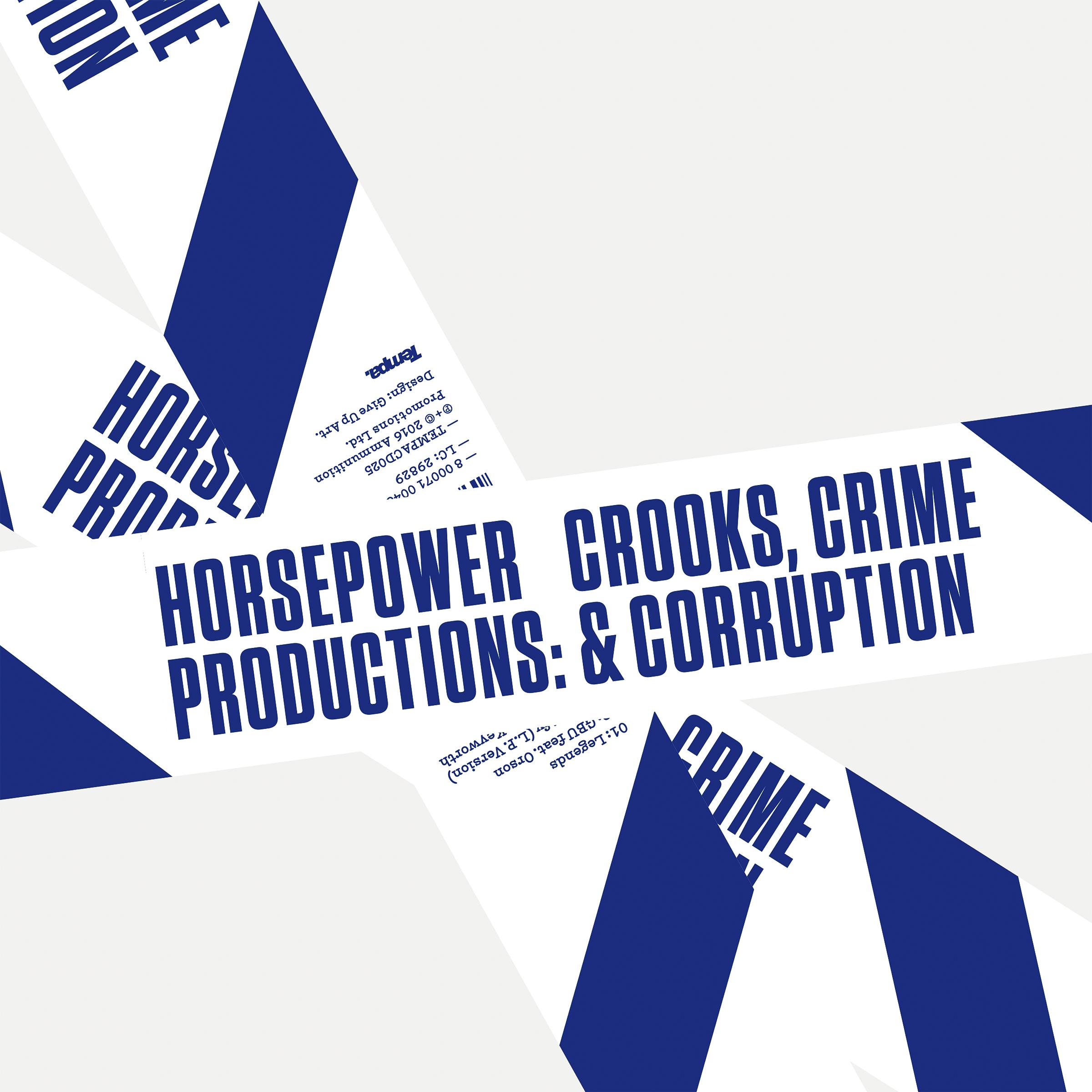 Horsepower Prods/CROOKS, CRIME... DLP