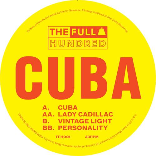 """BMB Spacekid/CUBA EP 12"""""""