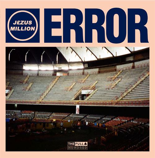 "Jezus Million/ERROR EP 12"""