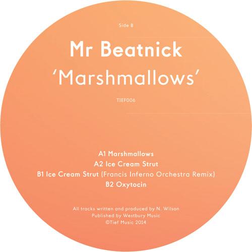 """Mr. Beatnick/MARSHMALLOWS 12"""""""
