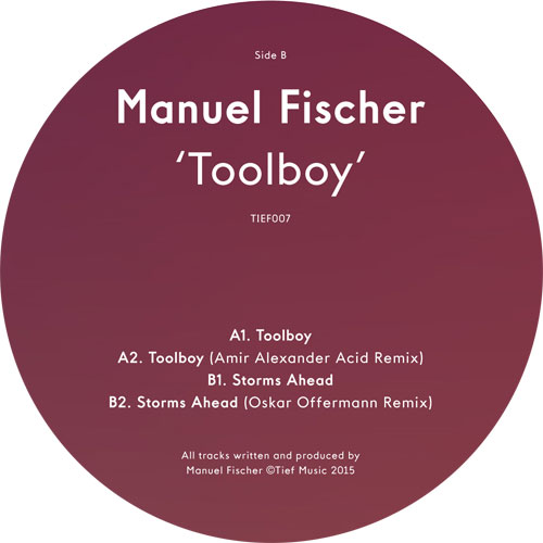 "Manuel Fischer/TOOLBOY 12"""