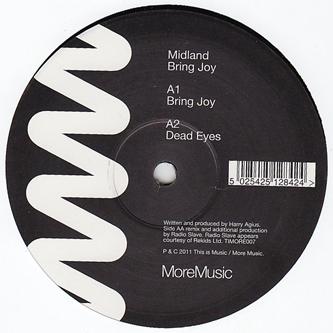 "Midland/BRING JOY RADIOSLAVE REMIX 12"""