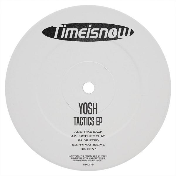 "Yosh/TACTICS EP 12"""