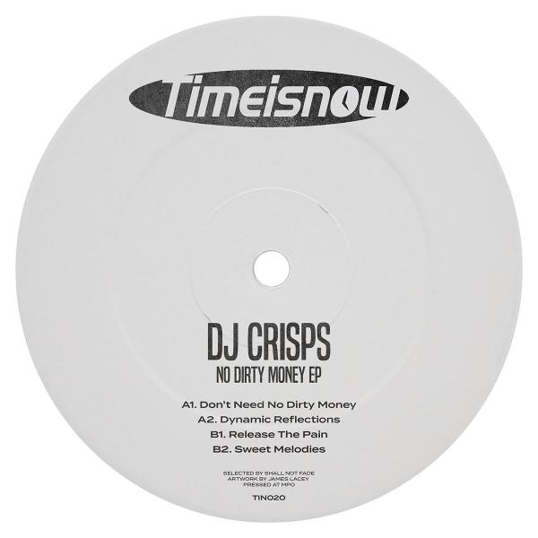 "DJ Crisps/NO DIRTY MONEY EP 12"""