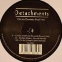 """Detachments/CIRCLES REMIXES PT.2 12"""""""