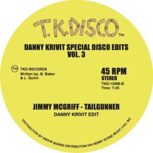 """Danny Krivit/SPECIAL DISCO EDITS V3 12"""""""