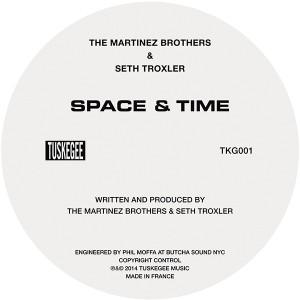 "Martinez Bros & Seth Troxler/SPACE.. 12"""