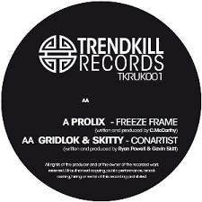 Prolix/FREEZE FRAME 12""