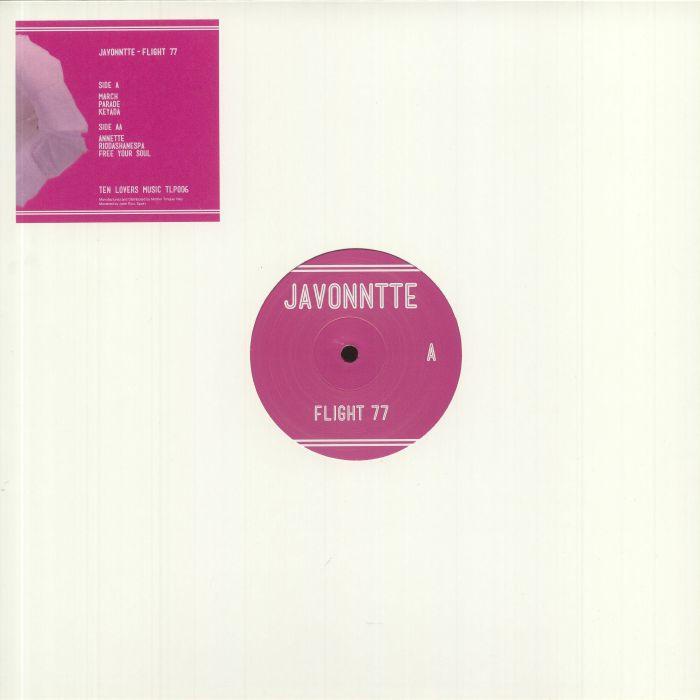 Javonntte/FLIGHT 77 LP