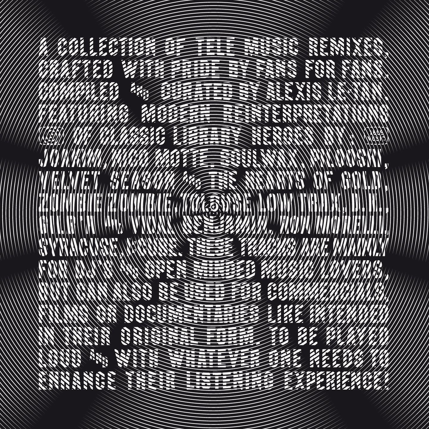 Various/TELE MUSIC REMIXES CD