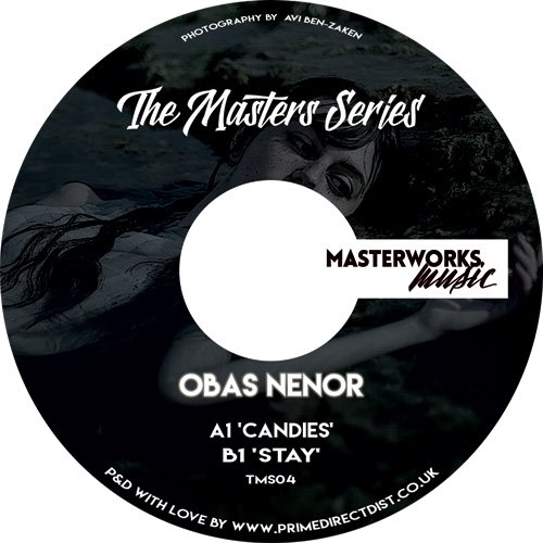 Obas Nenor/CANDIES 10""
