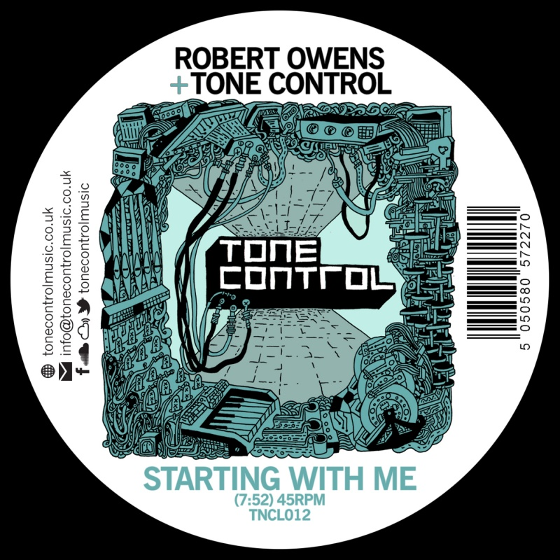 "Robert Owens & Tone Control/STARTING 12"""
