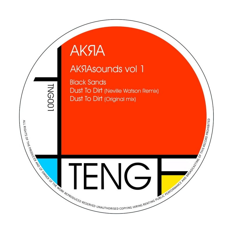 Akra/AKRASOUNDS VOL 1  12""