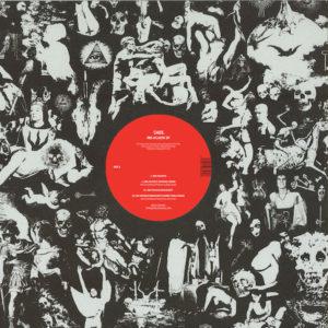 "Cass/RED ATLANTIC EP 12"""