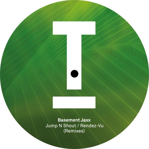 "Basement Jaxx/JUMP N SHOUT 2017 RMX 12"""