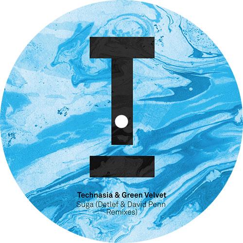 "Technasia & Green Velvet/SUGA RMX'S 12"""