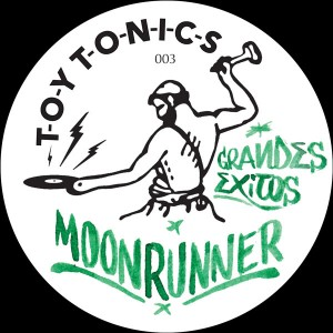 Moon Runner/GRANDES EXITOS EP 12""