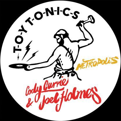 """Cody Currie & Joel Holmes/METROPOLIS 12"""""""