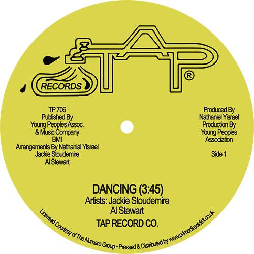 """J. Stoudemire & Al Stewart/DANCING 12"""""""
