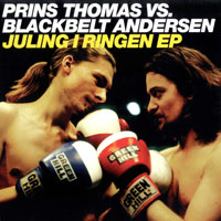 "Blackbelt Andersen/JULING I RINGEN 12"""