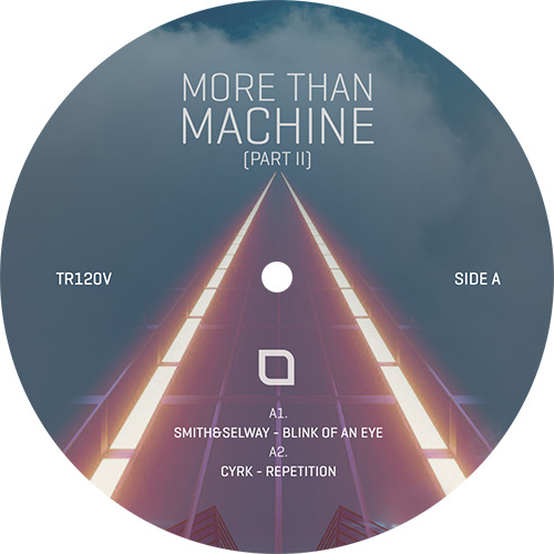 Various/MORE THAN MACHINE PART 2 12""