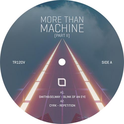 "Various/MORE THAN MACHINE 01: PART 2 12"""