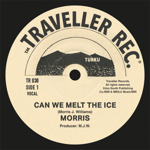 Morris/CAN WE MELT THE ICE 7""