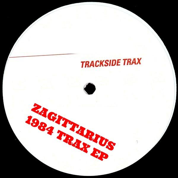 "Zagittarius/1984 TRAX EP 12"""