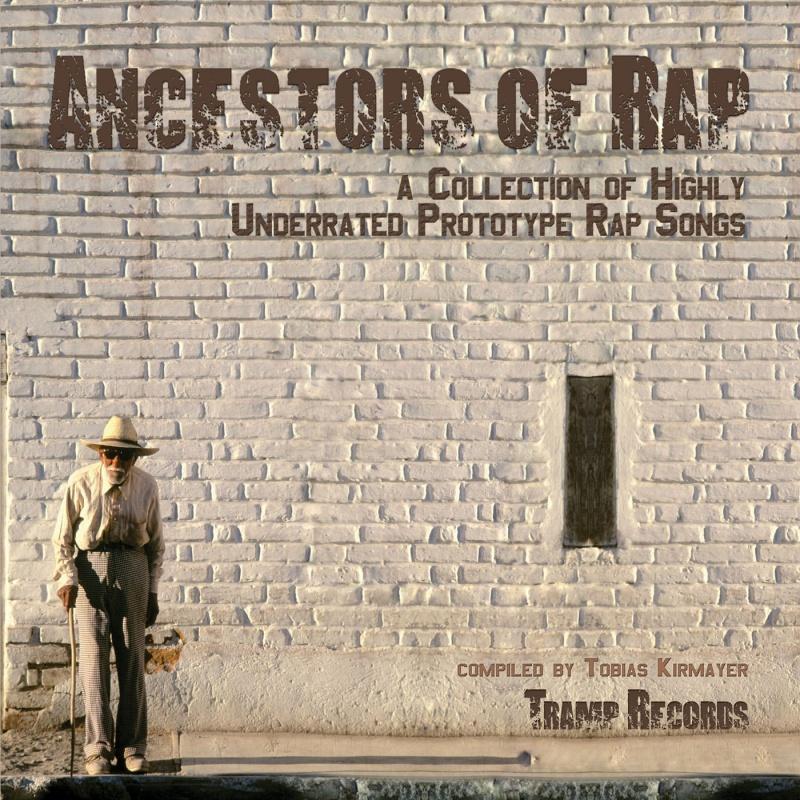 Various/ANCESTORS OF RAP CD