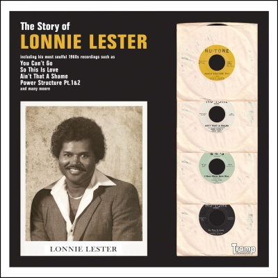 Lonnie Lester/STORY OF CD