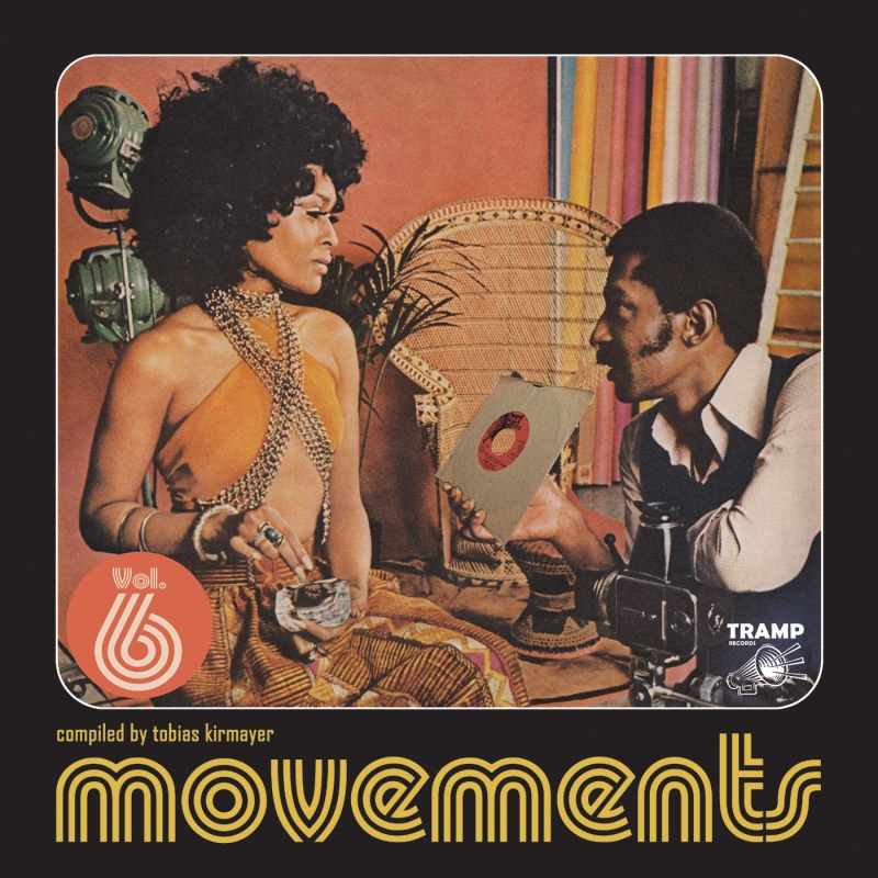 Various/MOVEMENTS 6 (TRAMP) CD