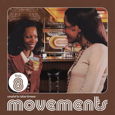 Various/MOVEMENTS 8 (TRAMP) CD