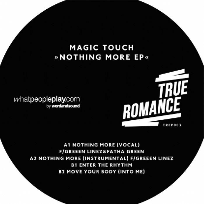 """Magic Touch/NOTHING MORE EP 12"""""""