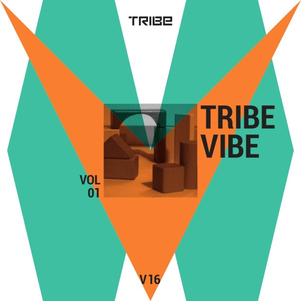 Various/TRIBE VIBE VOL. 01 12""
