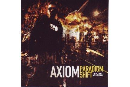 Axiom/PARADIGM SHIFT CD