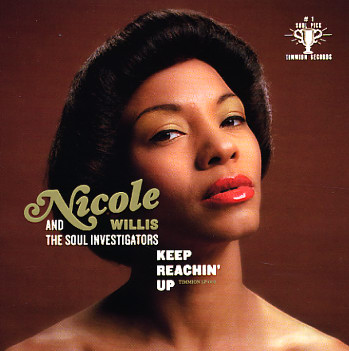 Nicole Willis/KEEP REACHING UP LP