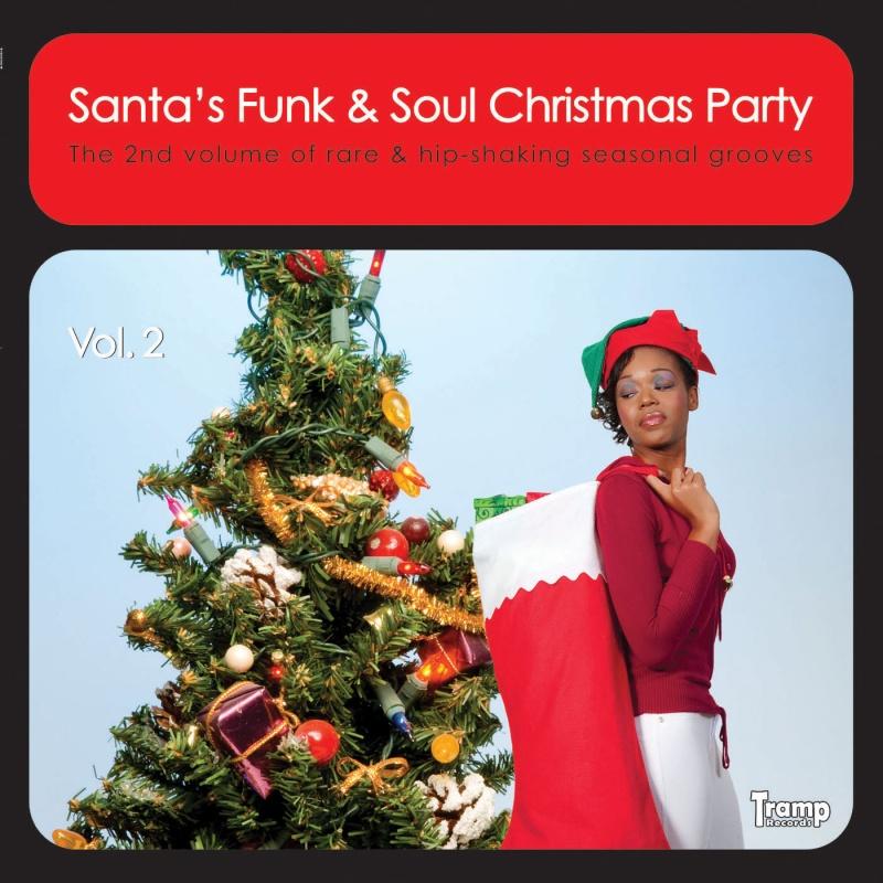 Various/SANTA'S FUNK & SOUL XMAS V2 LP