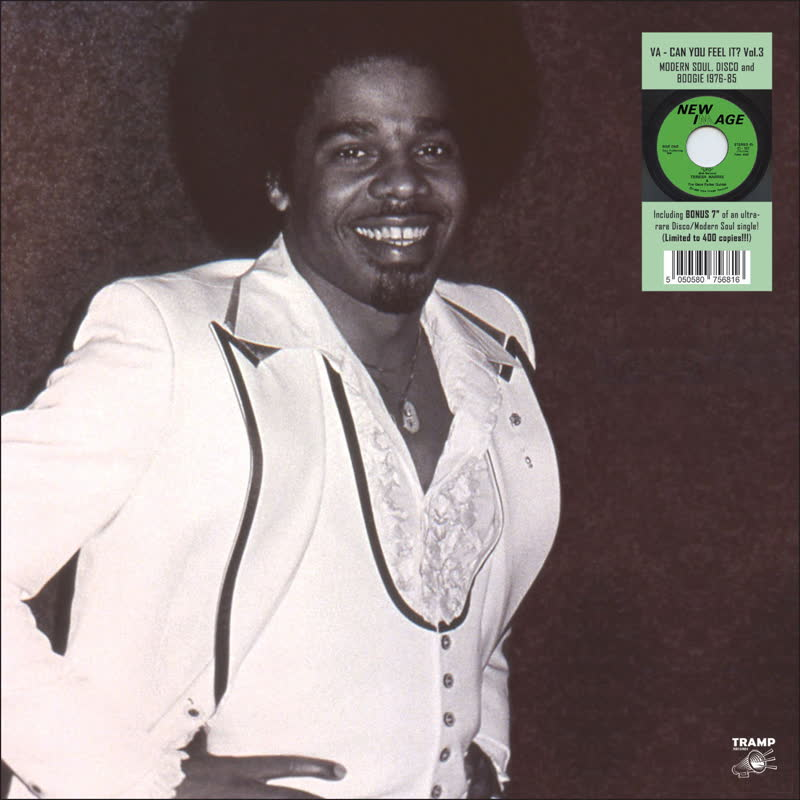 """Various/CAN YOU FEEL IT? VOL 3 LP + 7"""""""