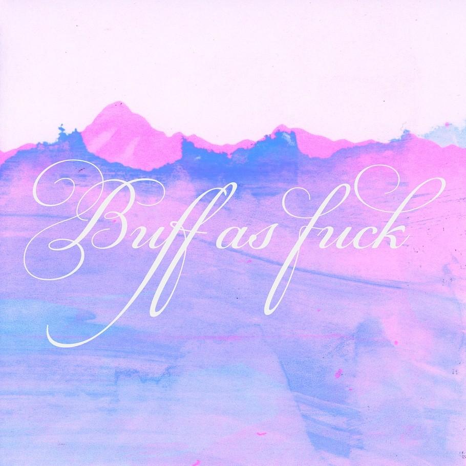 Transept/BUFF AS F**K LP