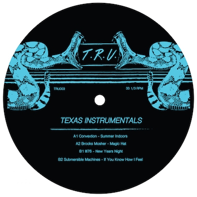 Various/TEXAS INSTRUMENTALS EP 12""