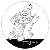 """Todd Terje/TTJ EDITS #2605 12"""""""